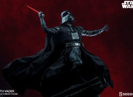 Neue Infos zur Sideshow Darth Vader (Rogue One) Premium Format Figure