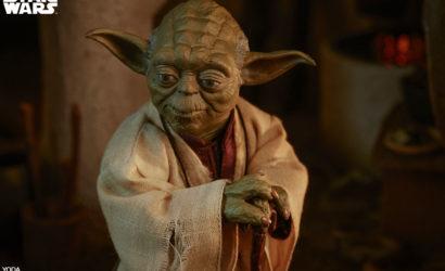 Alle Informationen zur neuen Sideshow Yoda 1/6 Scale Figure