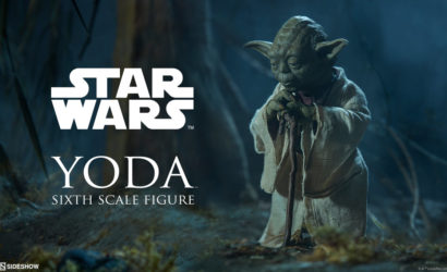 Neue Sideshow Yoda Sixth Scale Figure angekündigt
