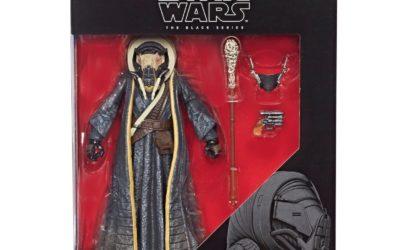 Offizielle Bilder zur Hasbro Black Series Moloch 6″-Figur