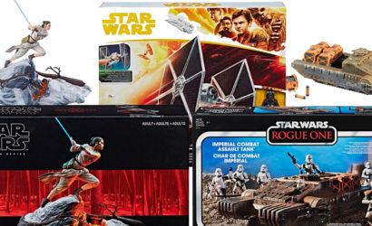 Neue Pressebilder zu einigen Hasbro Star Wars-Produkten