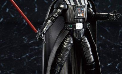 Alle Infos zum Bandai Darth Vader (ROTJ) Model-Kit im Maßstab 1:12