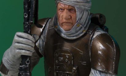 Gentle Giant Dengar Collector's Gallery Statue nun offiziell angekündigt