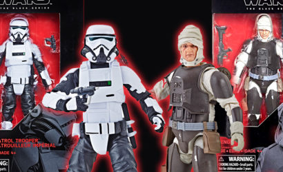 Offizielle Pressebilder zu zwei angekündigten Hasbro Black Series 6″-Figuren