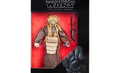 Offizielle Produktbilder zur Hasbro Black Series Zuckuss 6″ Figur