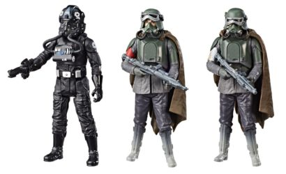 Neues Hasbro Force Link 2.0 Imperial Trooper 6-Pack zu Solo: A Star Wars Story