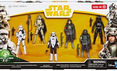 Hasbro Force Link 2.0 Imperial Trooper 6-Pack auch in Europa verfügbar!
