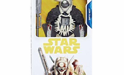 Hasbro 12″ Hero Series Enfys Nest & Chewbacca Figuren aufgetaucht