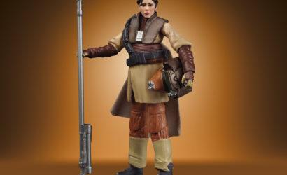Hasbro The Vintage Collection 3.75″ Leia Organa (Boushh Disguise) vorgestellt