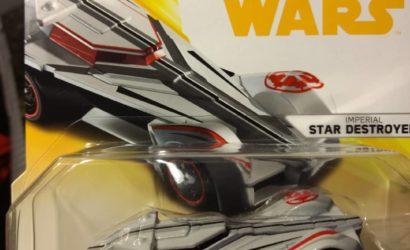 Neues Hot Wheels Imperial Star Destroyer Carship aufgetaucht