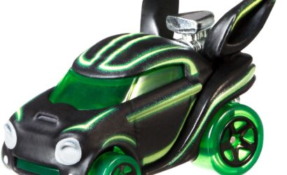 "Hot Wheels Star Wars Character Cars in der ""Lightsaber Series"" Version"