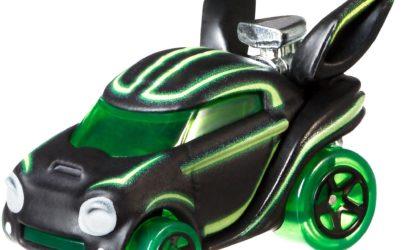 "Hot Wheels Star Wars Character Cars in der ""Lightsaber Series"" Version"