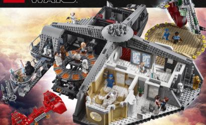 LEGO Star Wars 75222 Betrayal at Cloud City mit 17% Rabatt verfügbar!