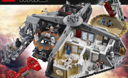 LEGO Star Wars 75222 Betrayal at Cloud City mit 17% Rabatt verfügbar!