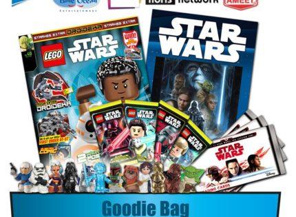 Noris Force Con 5: Das ist der Inhalt der Goodie Bags!