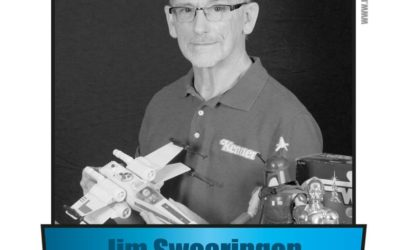 Noris Force Con 5: Toy-Designer Jim Swearingen angekündigt