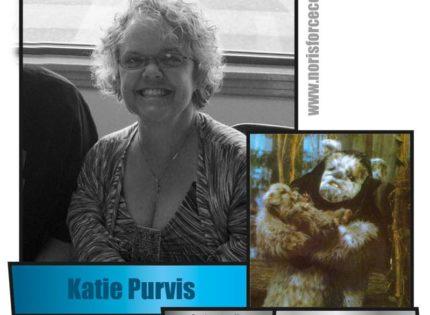 Noris Force Con 5: Darstellerin Katie Purvis zu Gast in Fürth