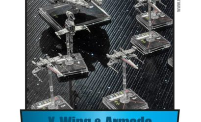 Noris Force Con 5: X-Wing- & Armada-Turniere