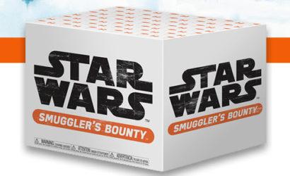 Dies ist der Inhalt der aktuellen Funko POP! Smuggler's Bounty-Box!