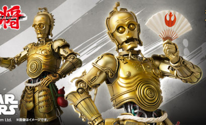 Alle Informationen zum Movie Realization C-3PO von Tamashii Nations