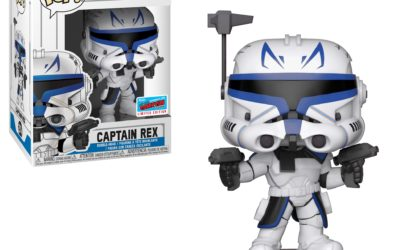 Funko zeigt POP! Captain Rex als NYCC 2018 Exclusive