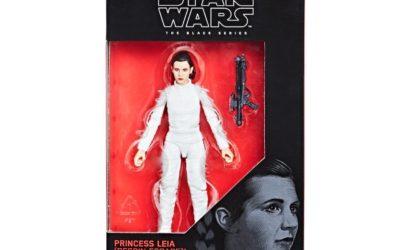 Offizielle Bilder zur neuen Black Series Princess Leia (Bespin Escape) 6″ Figur