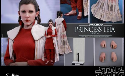 Alle Infos zur neuen Hot Toys Princess Leia (Bespin) 1/6 Scale Figur