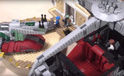 Erstes Review-Video zum LEGO Star Wars 75222 Betrayal at Cloud City