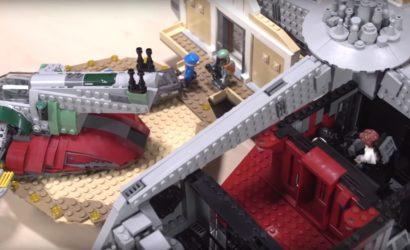 Erstes Review-Video zum LEGO Star Wars 75222 Betrayal at Cloud City