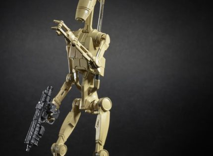 Hasbro Black Series 6″ Battle Droid vorgestellt!