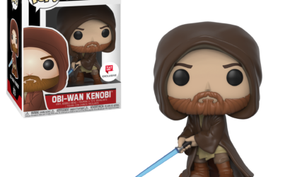 Funko POP! 273 Obi-Wan Kenobi (Hooded) als Walgreens Exclusive!