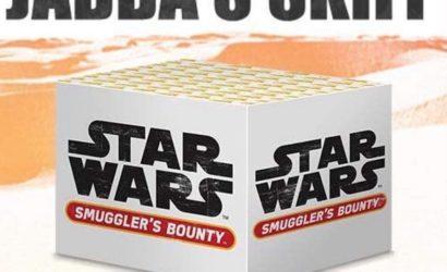"""Funko POP! """"Smuggler's Bounty"""" im Dezember: Jabba's Skiff!"""