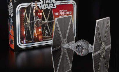 Der Hasbro 3.75″ Vintage Collection Imperial TIE Fighter für 69,90 € bei Amazon!