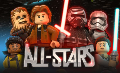 Neue TV-Serie angekündigt – LEGO Star Wars: All-Stars