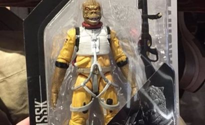 Erste Hasbro Black Series Archive 6″-Figuren in Hongkong aufgetaucht