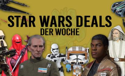 Amazon Star Wars Deals der Woche – KW 47/2018