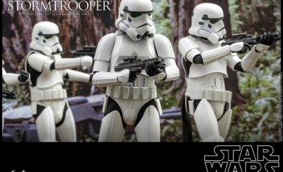 Hot Toys zeigt neue Stormtrooper 1/6 Scale-Figur