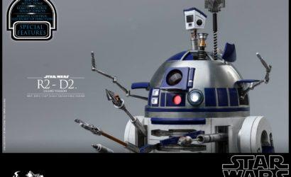 Hot Toys bringt R2-D2 Sixth Scale-Figur als Deluxe Version