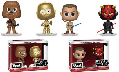 Zwei neue Funko Star Wars Vynl. Doppelpacks angekündigt