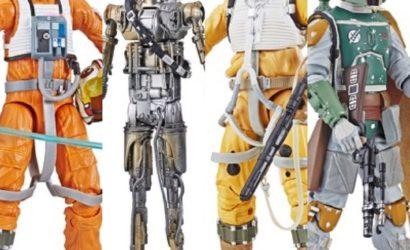 Erste offizielle Bilder zu den kommenden Hasbro Black Series Archive 6″-Figuren