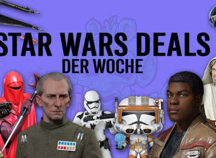 Amazon Star Wars Deals der Woche – KW 11/2019