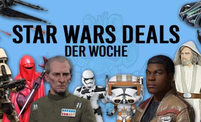 Amazon Star Wars Deals der Woche – KW 10/2021