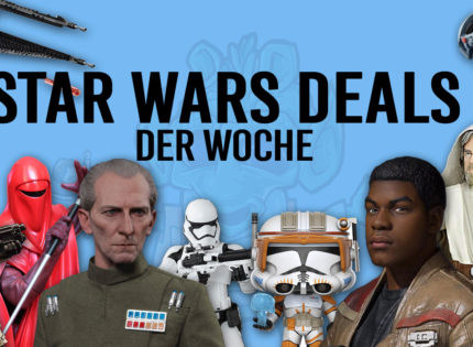 Amazon Star Wars Deals der Woche – KW 50/2018