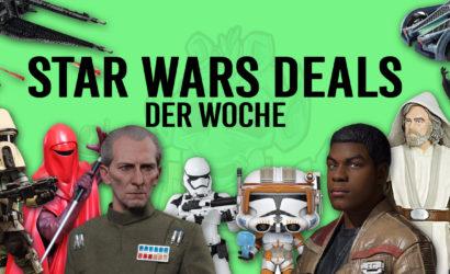 Amazon Star Wars Deals der Woche – KW 13/2019