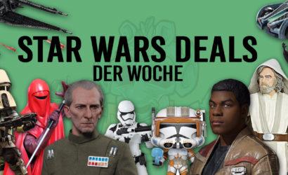 Amazon Star Wars Deals der Woche – KW 01/2019