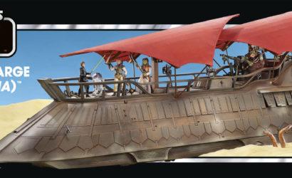 Hasbro Sail Barge – Offizielle Bilder zum finalen Box-Artwork