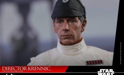 Erstes Video zur neuen Hot Toys Director Krennic 1/6 Scale Figur