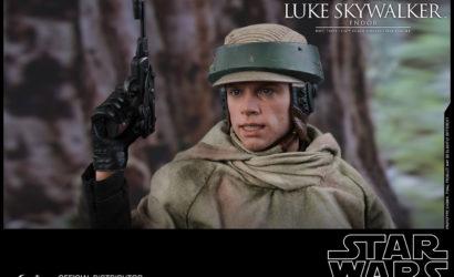 Alle Infos und Bilder zur Hot Toys Luke Skywalker (Endor) 1/6 Scale-Figur