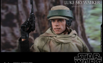 Alle Infos und Bilder zur Hot Toys Luke Skywalker (Endor) 1/6 Scale-Figur