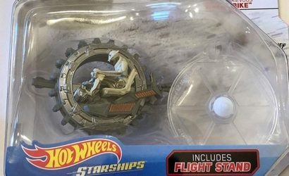 Weitere Bilder zum Hot Wheels General Grievous' Wheel Bike